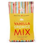 Delicious Alchemy Gluten Free Vanilla Sponge Mix - 400g