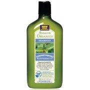 Avalon Organics Strengthening Shampoo - Peppermint - 325ml