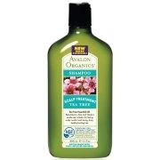 Avalon Organics Scalp Treatment Shampoo - Tea Tree - 325ml