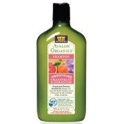 Avalon Organics Smoothing Shampoo - Grapefruit & Geranium - 325ml