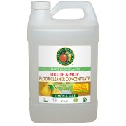 Earth Friendly Dilute & Mop Floor Cleaner Refill - 3.8L