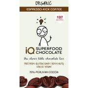 IQ Superfood Espresso Coffee Raw Chocolate - 35g