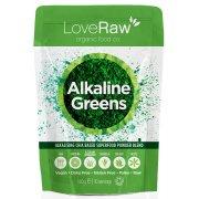 Love Raw Alkaline Greens Superfood Powder Blend - 150g