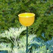 Bird Feeder Cup - Yellow
