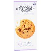 Against The Grain Organic Choc Chip & Hazelnut Cookie 150g
