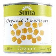 Suma Organic Sweetcorn (tinned) 285g