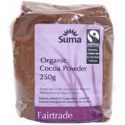 Suma Prepacks Organic Fairly Traded Cocoa Powder 250g