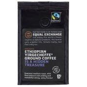 Equal Exchange Ethiopian Yirgecheffe Roast & Ground Coffee 227g