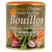Marigold Organic Bouillon Reduced Salt 140g