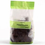 Suma Prepacks Organic Pitted Prunes 500g