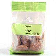 Suma Prepacks Organic Figs 250g