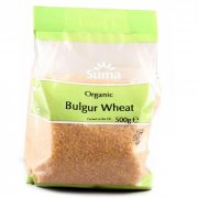 Suma Prepacks Organic Bulgur Wheat 500g