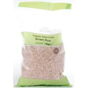 Suma Prepacks Organic Brown Short Grain Rice 750g