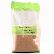 Suma Prepacks Organic Wholemeal Couscous 500g