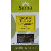 Suma Organic Coriander Ground 40g