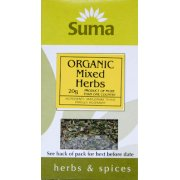 Suma Organic Herbs Mixed 20g