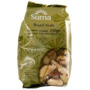 Suma Prepacks Organic Brazils 250g