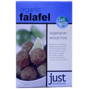 Just Wholefoods Organic Falafel Mix 120 G