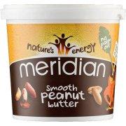 Meridian Peanut Butter Smooth - 1 Kg