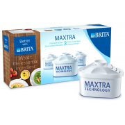 Brita Maxtra Replacement Water Filter Cartridge - Pack Of 3