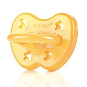 Hevea 0-3m Natural Rubber Soother - Anatomical