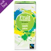 Fruit Passion Fairtrade Apple Juice 200ml