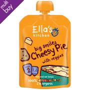 Ella's Kitchen Big Smiles Cheesy Pie 130g