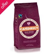 Cafédirect Rich Roast, Fresh Ground Coffee - 227g