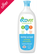 Ecover Washing Up Liquid - Camomile & Marigold - 1L -