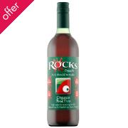 Rocks Organic Red 5 Squash - 740ml