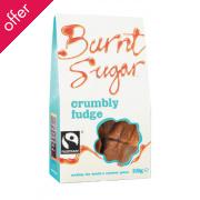 Burnt Sugar Original Crumbly Fudge 150g