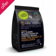 Equal Exchange Organic Gumutindo Coffee Whole Beans - 227g