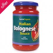 Suma Organic Bolognese Sauce 350g