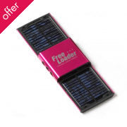 Pink Freeloader Solar Charger