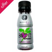 James White 'Beet It' Beetroot Juice Sport Stamina Shot 70ml