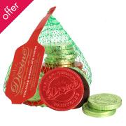 Divine Fairtrade 70% Dark Chocolate Coins 70g