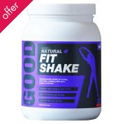 Fit Shake - Strawberry 500g