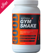 Gym Shake Powder - Strawberry 1kg