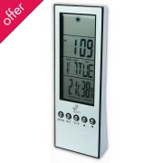 H2O Weather Station Clock