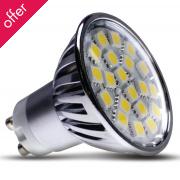 GU10-320 Lumilife LED Light Bulb 4 Watt (50W Equivalent)