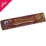 Divine Milk Chocolate - 40g