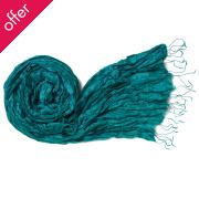 Jade Silk Scarf