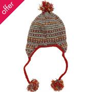 Arica Earth Chullo Hat