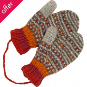 Arica Earth Mittens