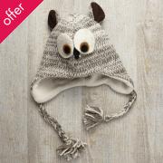 Kid's Owl Hat