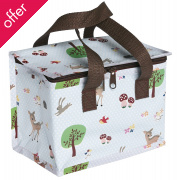 Recycled Lunch Bag Woodland
