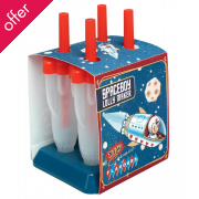 Spaceboy Rocket Lolly Makers (Pack of 4)