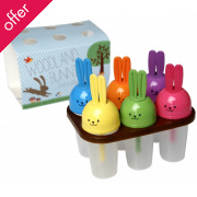 Woodland Bunnies Lolly Makers (Pack of 6)