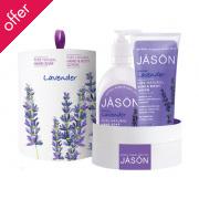Jason Calming Lavender Gift Set