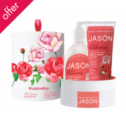 Jason Invigorating Rosewater Gift Set